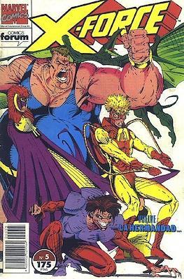 X-Force Vol. 1 (1992-1995) #5