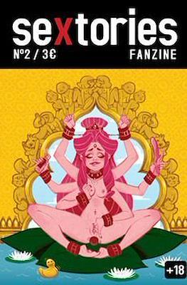 Sextories Fanzine (Rústica - 96 páginas) #2