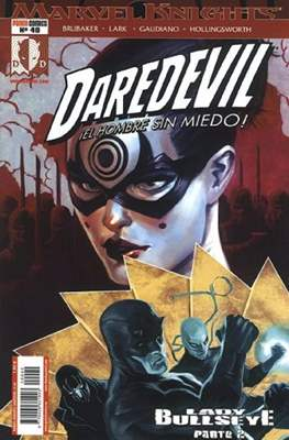 Daredevil. Marvel Knights. Vol. 2 (Grapa) #40