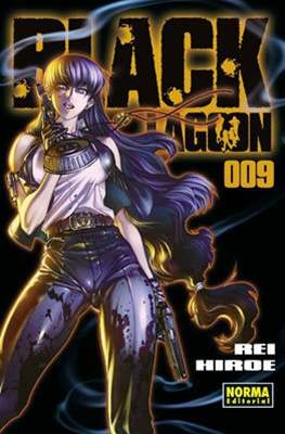 Black Lagoon (Rústica con sobrecubierta) #9