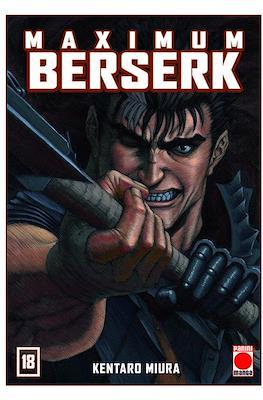 Maximum Berserk (Rústica con sobrecubierta) #18