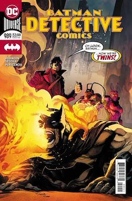 Detective Comics Vol. 1 (1937-2011; 2016-) (Comic Book) #989