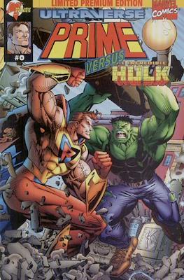 Prime vs. The Incredible Hulk #0