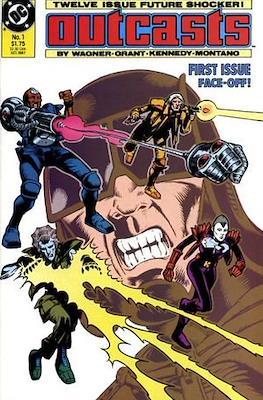 Outcasts Vol. 1 (1987-1988) #1