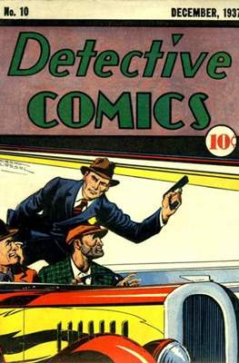 Detective Comics Vol. 1 (1937-2011; 2016-) (Comic Book) #10