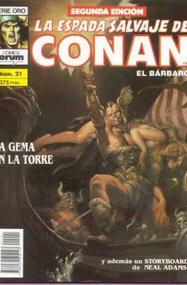 La Espada Salvaje de Conan Vol. 1. 2ª edición (Grapa. 64 páginas) #21