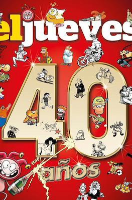 El Jueves: 40 años
