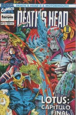 Death's Head II / Motormouth (1993-1994) (Grapa 48 pp) #12