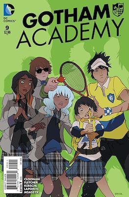 Gotham Academy (2014-2016) (Comic-Book) #9
