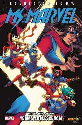 Ms. Marvel. 100% Marvel (2015-) #8