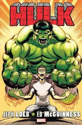 Hulk Omnibus By Jeph Loeb and Ed McGuinness