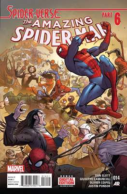 The Amazing Spider-Man Vol. 3 (2014-2015) (Comic Book) #14