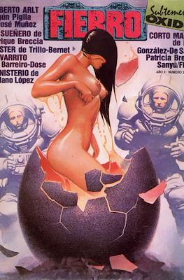 Fierro (Grapa (1984-1992) Primera época) #28