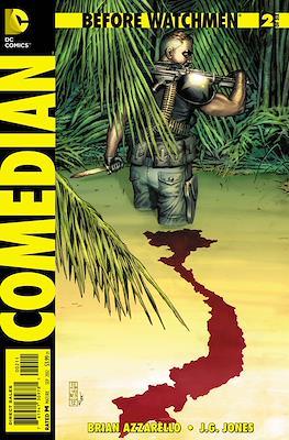 Before Watchmen: Comedian (Grapa) #2