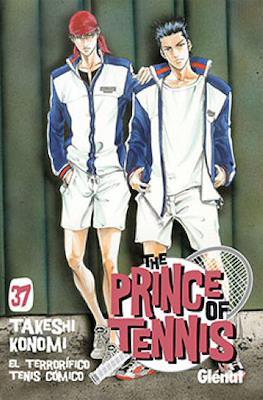 The Prince of Tennis (Rústica con sobrecubierta) #37