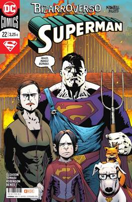 Superman. Nuevo Universo DC / Renacimiento #77/22