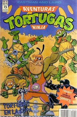 Aventuras Tortugas Ninja (Grapa) #10