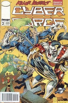 Cyberforce Vol. 1 (1994-1996) #2