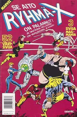 Ryhmä-X 1991 (Nidonta) #1