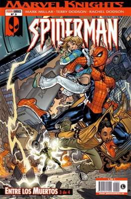 Marvel Knights Spider-Man (Grapa) #3