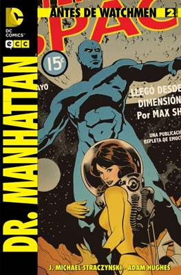 Antes de Watchmen: Dr. Manhattan (Grapa 32 pp) #2