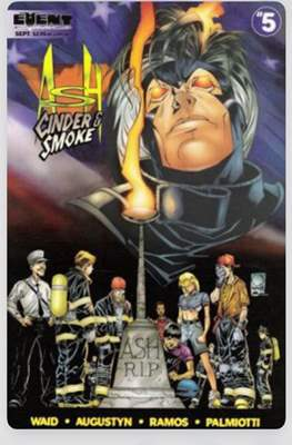Ash: Cinder & Smoke (Comic Book) #5