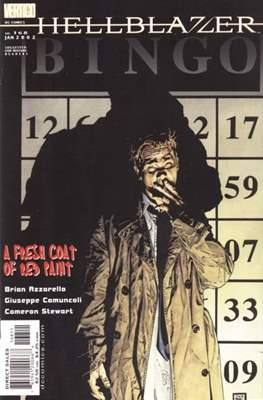 Hellblazer (Comic Book) #168