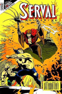 Serval / Wolverine Vol. 1 (Agrafé) #18