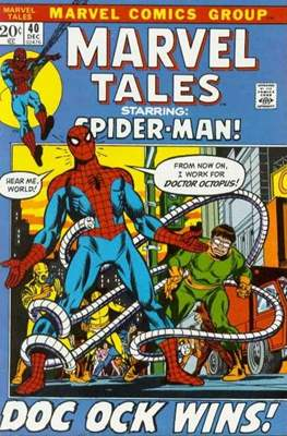 Marvel Tales (Comic Book) #40