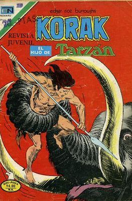 Korak, el hijo de Tarzán (Grapa 36 pp) #64