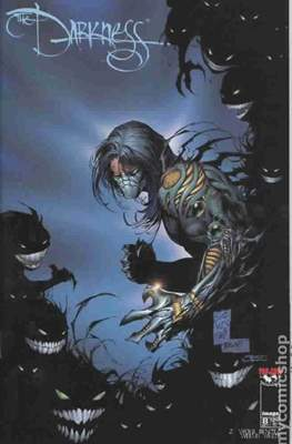 The Darkness Vol. 1 (1996-2001 Variant Cover) #8