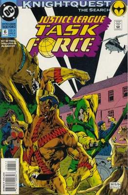Justice League Task Force #6