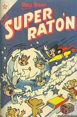 El Super Ratón (Grapa) #43