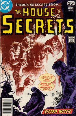 The House of Secrets (Grapa) #152
