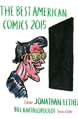 The Best American Comics (Hardcover 326 pp) #10