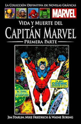 La Colección Definitiva de Novelas Gráficas Marvel (Cartoné) #96
