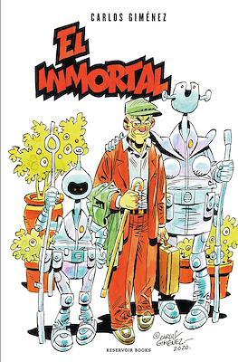 El inmortal (Cartoné 80 pp)