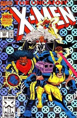 The Uncanny X-Men (1963-2011) (Comic-Book) #300