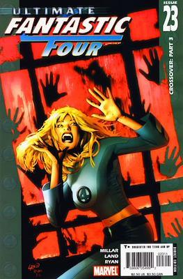 Ultimate Fantastic Four (Comic-Book) #23