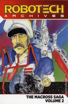 Robotech Archives. The Macross Saga (Softcover 352 pp) #2