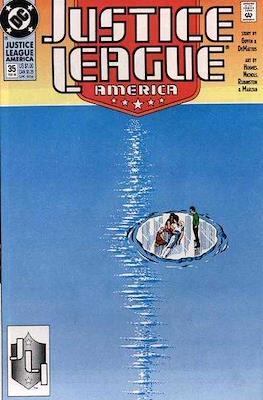 Justice League / Justice League International / Justice League America (1987-1996) (Comic-Book) #35