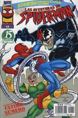 Las aventuras de Spiderman (Grapa 24 pp) #12