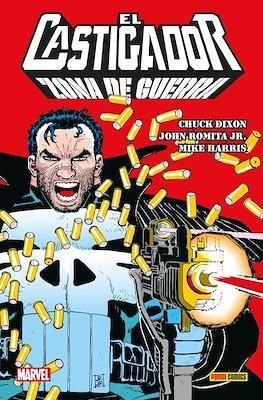 El Castigador: Zona de guerra. 100% Marvel HC (Cartoné 296 pp) #