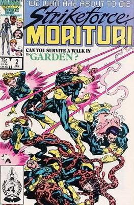 Strikeforce Morituri (Comic-book.) #2
