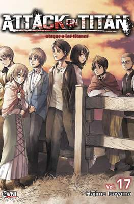 Attack on Titan (Rústica) #17