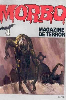 Morbo. Magazine de terror (Grapa (1983)) #4