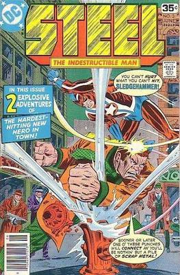 Steel Vol. 1 (Comic Book) #3
