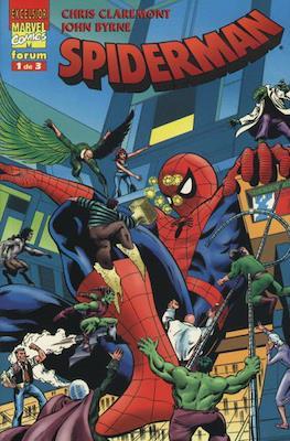 Spiderman de Claremont y Byrne (1999) (Rústica) #1