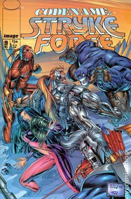Codename: Strykeforce (1994-1995) (Comic Book) #9