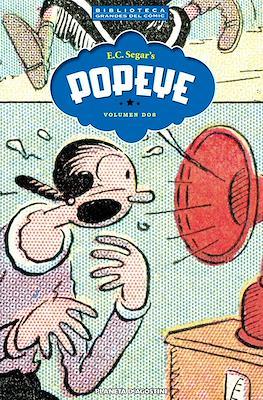 E.C. Segar Popeye #2